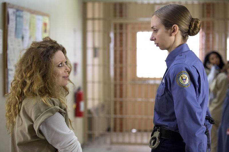 What It's Really Like to Be a Female Prison Guard