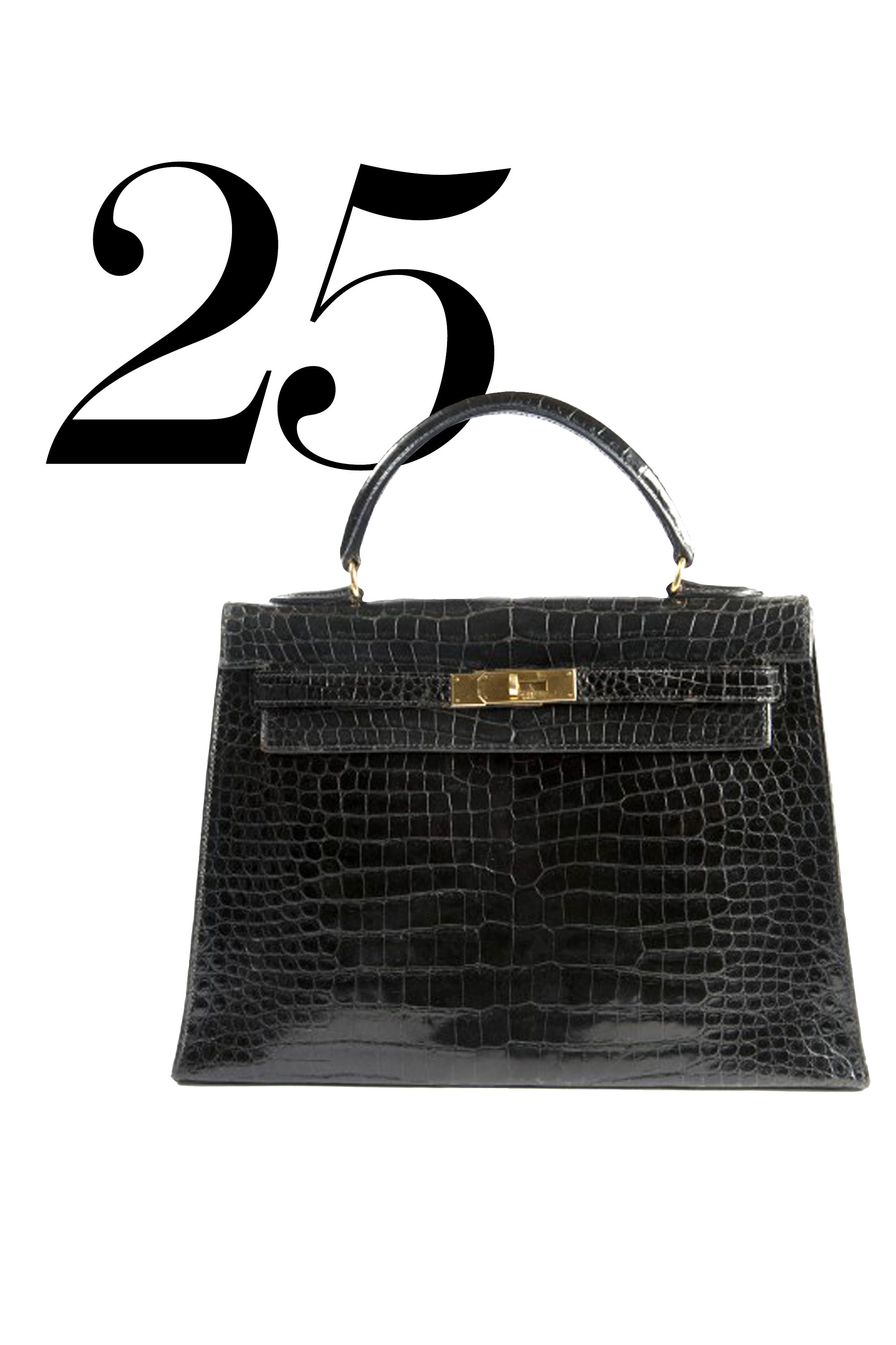 """Quarter-life crisis on the horizon? Retail therapy to the rescue! Buy yourself that spendy tote you'll love for the next 50 years. Go for something classic that you can carry forever—and then pass on.<strong>Splurge On</strong>: Hermes Kelly Bag, $20,399, <a target=""""_blank"""" href=""""http://www.farfetch.com/shopping/women/Hermes-Vintage-Kelly-bag-item-10764926.aspx?gclid=CjwKEAjw2ImsBRCnjq70n_amv14SJAChXijNoZnoY6zm-RGwRMjewwXlgcW9lAK8gSdXaoBwOYlZwxoCwnfw_wcB&amp&#x3B;fsb=1&amp&#x3B;ef_id=VXXLKwAAAVx1213s:20150618163426:s """">farfetch.com</a>"""