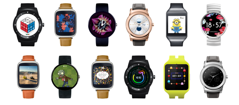 Android Announces New CFDA Watch Faces