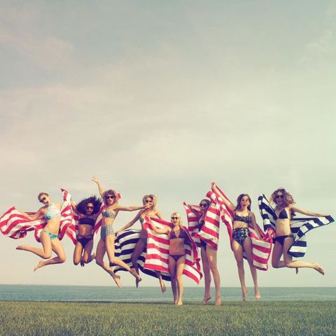Taylor Swift's Epic 4th of July Weekend Continues