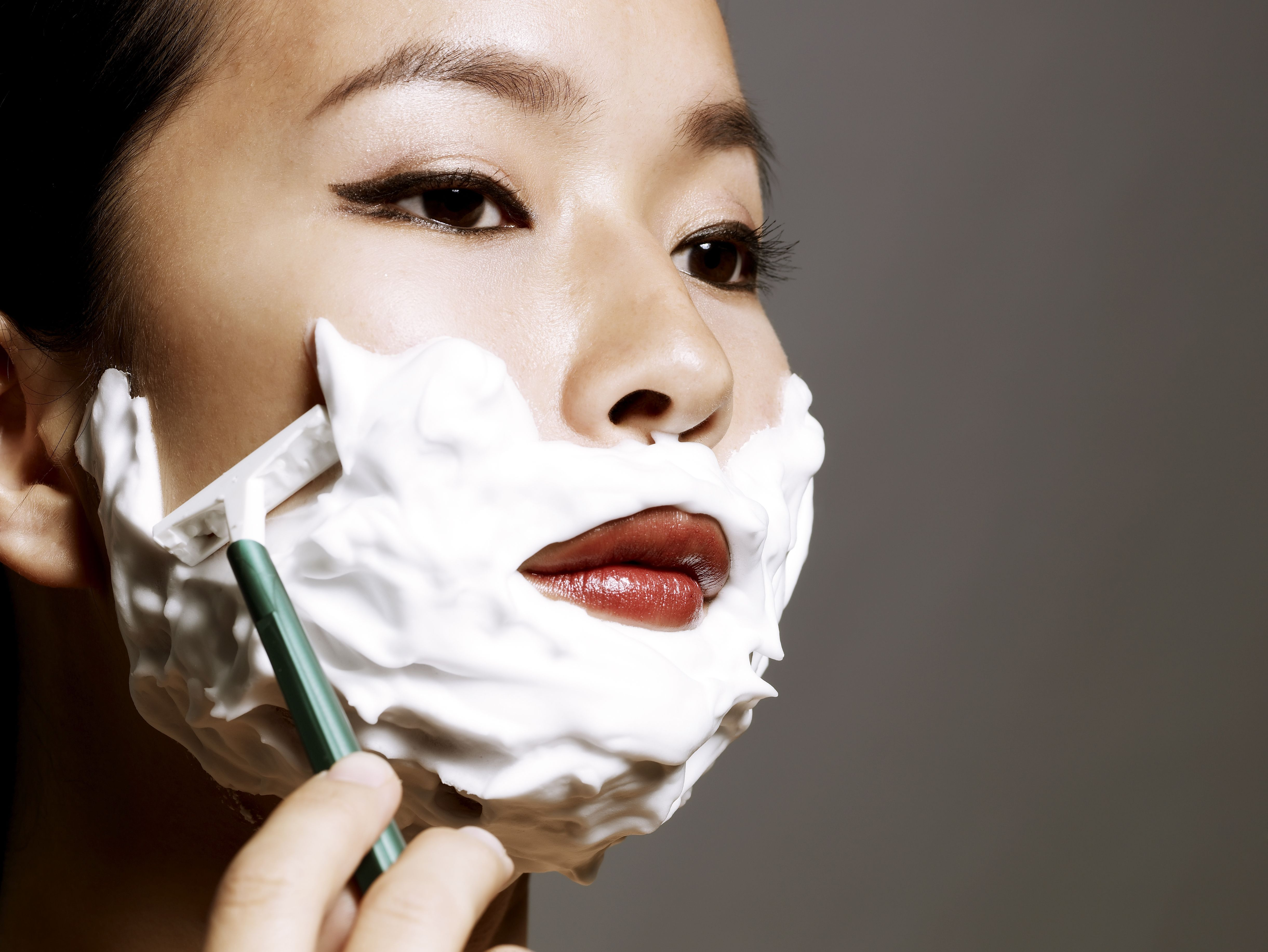 Face Shaving Beauty Routine Should You Shave Your Face