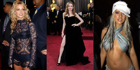 fb6598d5635 The Most Scandalous Red Carpet Gowns of All Time