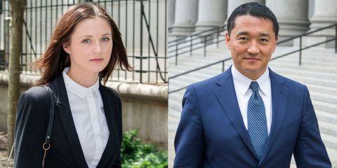 Huzzah: Woman Sues Her Bigwig Wall Street Boss for Sexual Harassment, Wins $18 Million