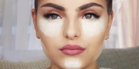 Nose, Lip, Cheek, Brown, Hairstyle, Skin, Eye, Eyelash, Chin, Forehead,