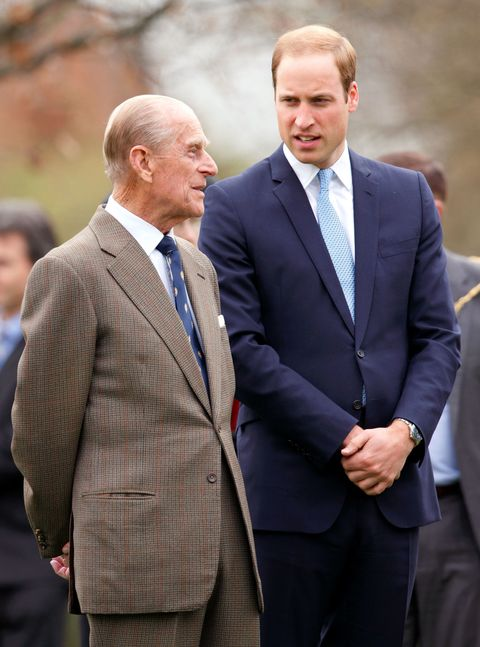 """There Is Nothing Better Than Prince William's Face After His 94-Year-Old Grandpa Says """"F*ck"""""""