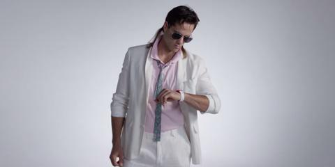 Eyewear, Vision care, Dress shirt, Sleeve, Collar, Shoulder, Sunglasses, Shirt, Goggles, Textile,