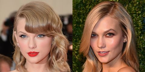 Taylor Swift and Karlie Kloss