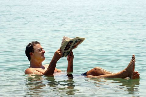 Human, Water, Water resources, Leisure, People in nature, Summer, Vacation, Muscle, Lake, Barechested,