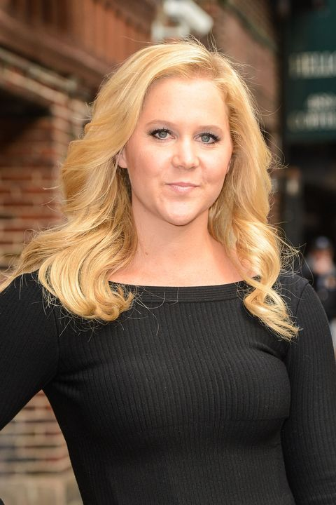 "<strong>Badass alert: </strong>She wrote and stars in this summer's mind-blowingly hilarious film <em>Trainwreck</em>.   <strong>Nailed it:</strong> Her whip-smart humor has made her Comedy Central show,<em> Inside Amy Schumer</em>, required viewing for anyone with eyes. See also: literally anything that comes out of her mouth.   <strong>Real talk: </strong>""Woman who likes herself #OffendEveryoneIn4Words.""(<a target=""_blank"" href=""https://twitter.com/amyschumer"">@amyschumer</a>)"