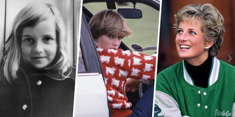 17 Gorgeous Photos of Princess Diana You've Never Seen Before