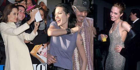 19 Rare Photos of Angelina Jolie