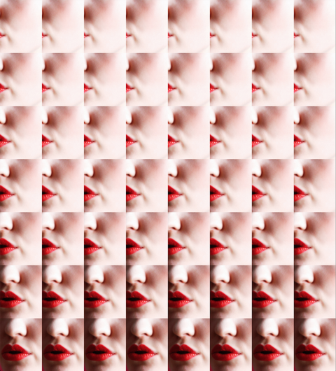 Red, Pattern, Carmine, Coquelicot, Peach, Collection, Pattern,