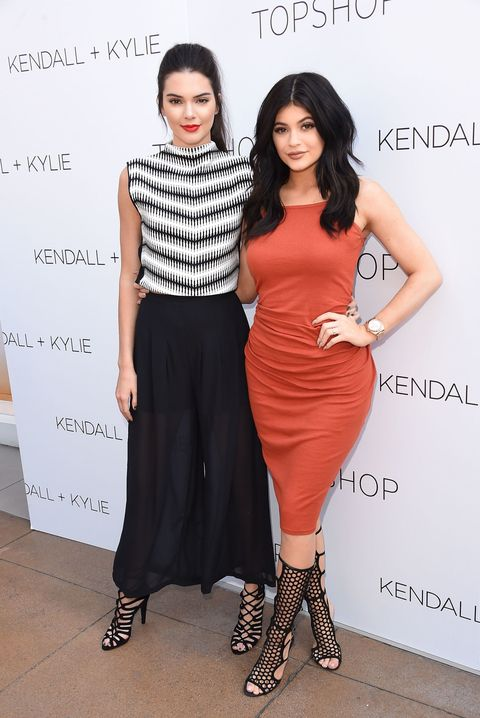 Kendall and Kylie Jenner's Shoe Collection Is Finally Here