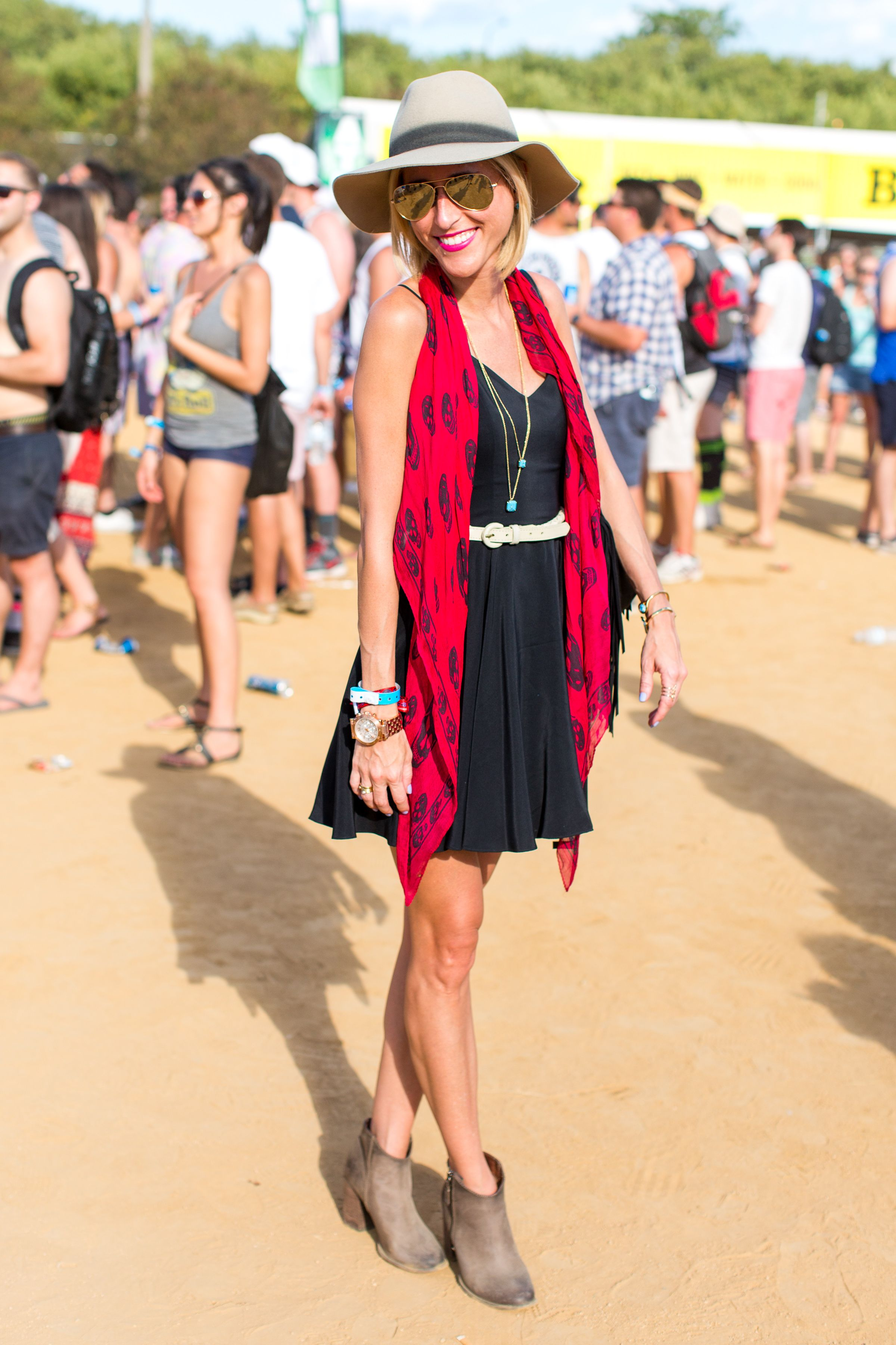 The Best Street Style from Lollapalooza 2015 ...