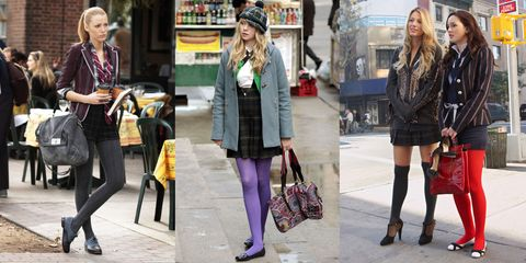 preppy cute outfits gossip girl inspired fashion