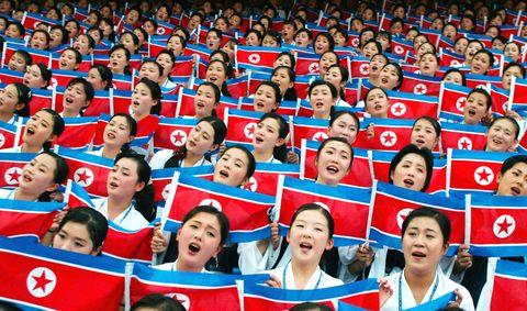 Women in North Korea