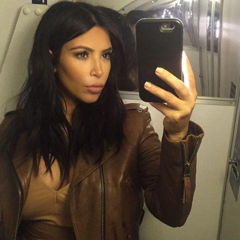 Kim Kardashian Celebrates 42 Million Instagram Followers in the Most Kim Kardashian Way