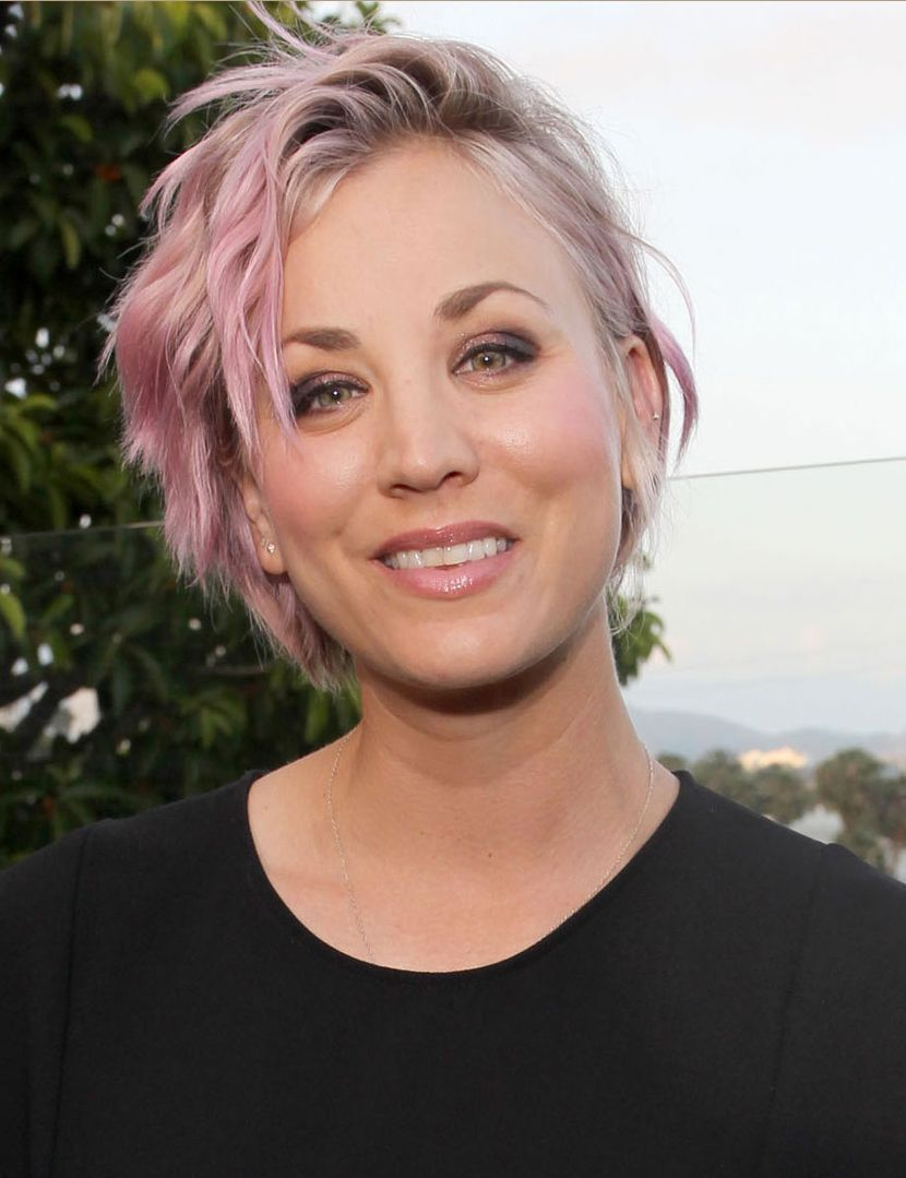 47 Celebrities with Pink Hair - Pink Hair Color Ideas To Try Now