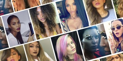Nose, Lip, Hairstyle, Eye, Chin, Eyebrow, Eyelash, Facial expression, Style, Beauty,