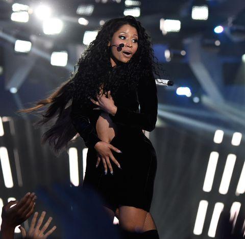 Finger, Dress, Hand, Fashion model, Fashion, Black hair, Little black dress, Thigh, Wrist, Long hair,