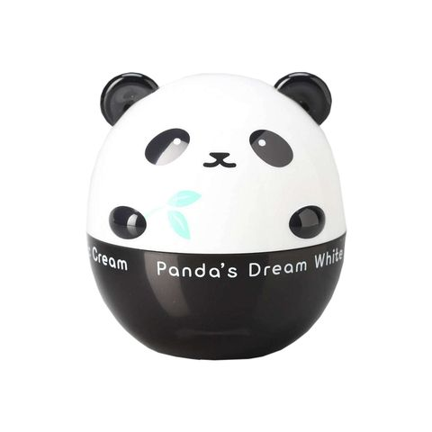 "<p>This milky-white elixir is feather-light, yet effectively corrects uneven skin tone, brightens, and keeps skin moisturized with its quick-absorbing, water drop texture. Not to mention, it comes in the most cutest, bubbly Panda packaging.<br></p><p>TONYMOLY Panda's Dream White Magic Cream, $17; <a href=""http://www.urbanoutfitters.com/urban/catalog/productdetail.jsp?id=32481988"" target=""_blank"">urbanoutfitters.com</a>.</p><p><br></p>"