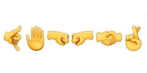 Finger, Wrist, Thumb, Tan, Gesture, Sign language, Graphics,