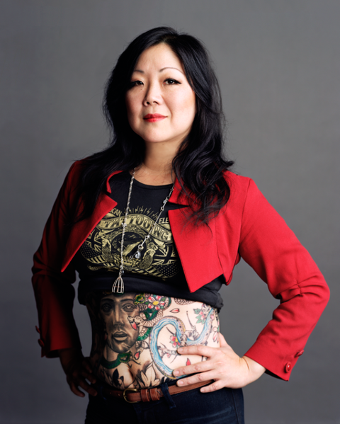 "<p>""Throughout the process of coming up as a comedian, there is so much camaraderie and friendship that women are not privy to,"" says Cho, who mines her identity as a woman of color into hilarious, unfiltered stand-up routines. ""Women are really looked at as outsiders, so oftentimes the women who are successful are women who do not care what men think.""</p>"