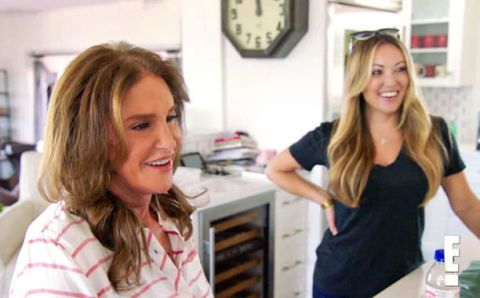 Caitlyn Jenner Worries About Dating as a Transgender Woman in New 'I Am Cait' Clip