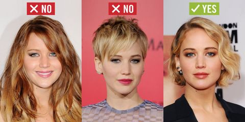 Celebrity Best Haircuts - Celebrity Hairstyles Over Time
