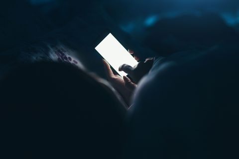 Darkness, Space, Reading,
