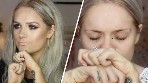 This Beauty Blogger's Powerful Confession Reminds Us: You Never Know the Whole Story