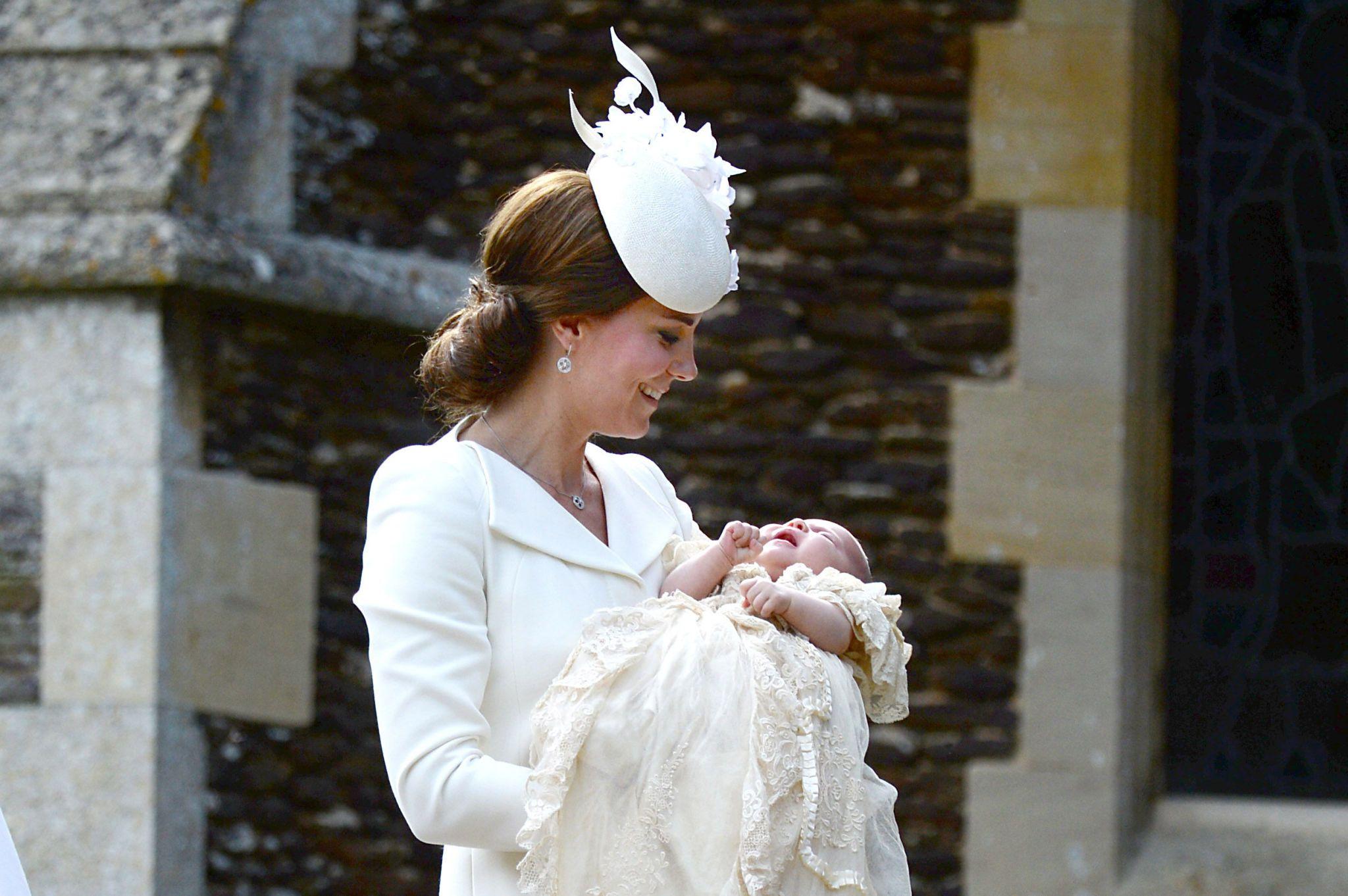 Why Princess Charlotte Won't Wear a Dress Until Her Next Birthday