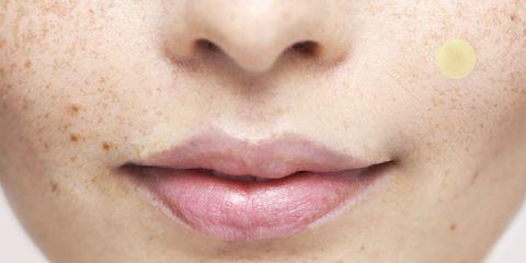 Lip, Cheek, Skin, Chin, Eyebrow, White, Eyelash, Jaw, Organ, Beauty,