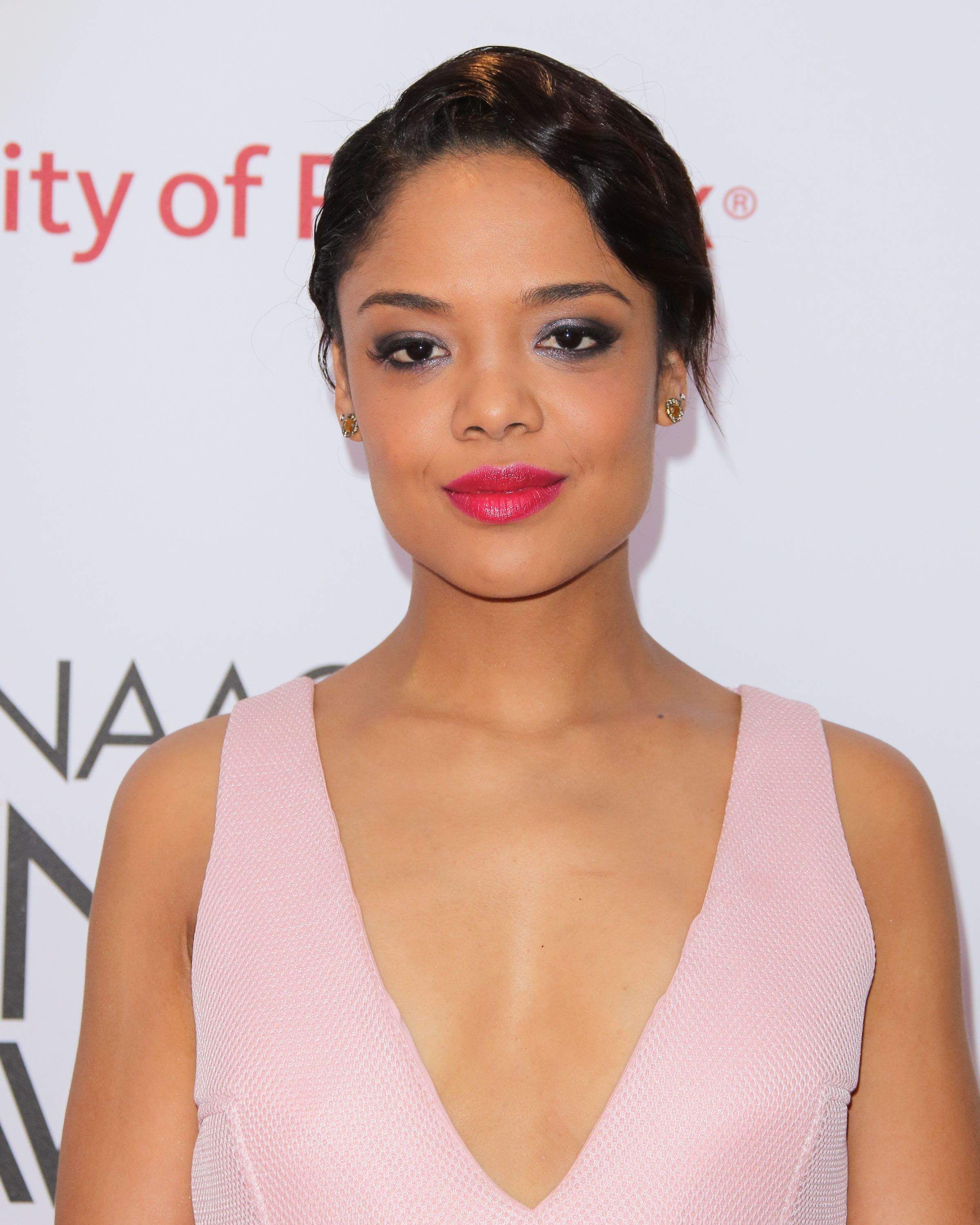 <p>You may remember Thompson from her roles in <em>Veronica Mars</em>,<em> Heroes</em>, <em>Dear White People</em>, and <em>Selma</em>—but the actress is set to seriously break out alongside Michael B. Jordan and Sylvester Stallone in <em>Creed</em>, the newest Rocky movie.</p>