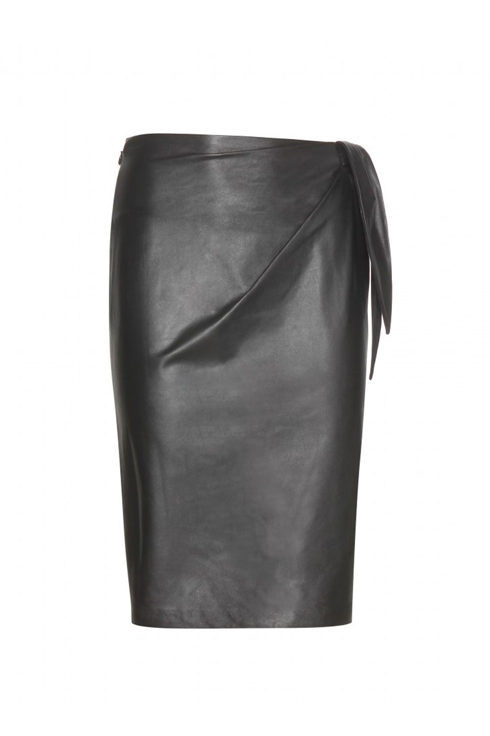 "<p class=""p1"">Totally versatile, yet statement-making, it's the work wardrobe equivalent of your go-to pair of jeans.</p><p class=""p1"">Diane von Furstenberg Roxanne Leather Skirt, $816; <a href=""http://www.mytheresa.com/en-us/roxanne-leather-skirt.html"" target=""_blank"">mytheresa.com</a>.</p>"