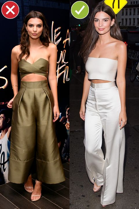 P First Never Give Up Your Culottes Second If Trousers