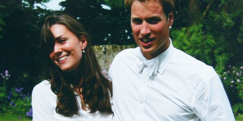 Kate Middleton and Prince William Graduate from St Andrew's University