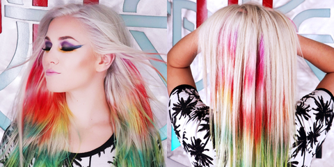 Lip, Hairstyle, Pink, Style, Eyelash, Magenta, Fashion, Eye liner, Long hair, Eye shadow,