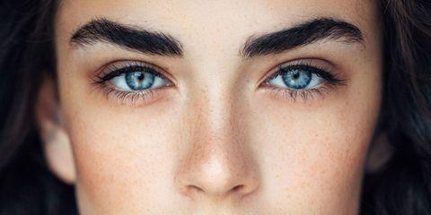 Lip, Cheek, Brown, Eye, Skin, Eyelash, Forehead, Eyebrow, Iris, Beauty,