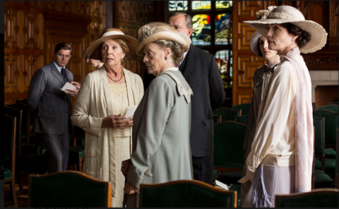 Hat, Headgear, Sun hat, Temple, Vintage clothing, Costume design, Victorian fashion, Scene, Drama, Acting,