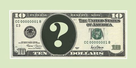 Banknote, Money, Paper product, Paper, Currency, Cash, Font, Dollar, Money handling, Rectangle,