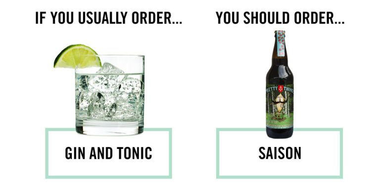 6 Craft Beers Every Cocktail Girl Has to Try