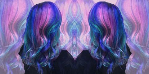 Blue, Colorfulness, Violet, Purple, Magenta, Pink, Lavender, Style, Pattern, Electric blue,