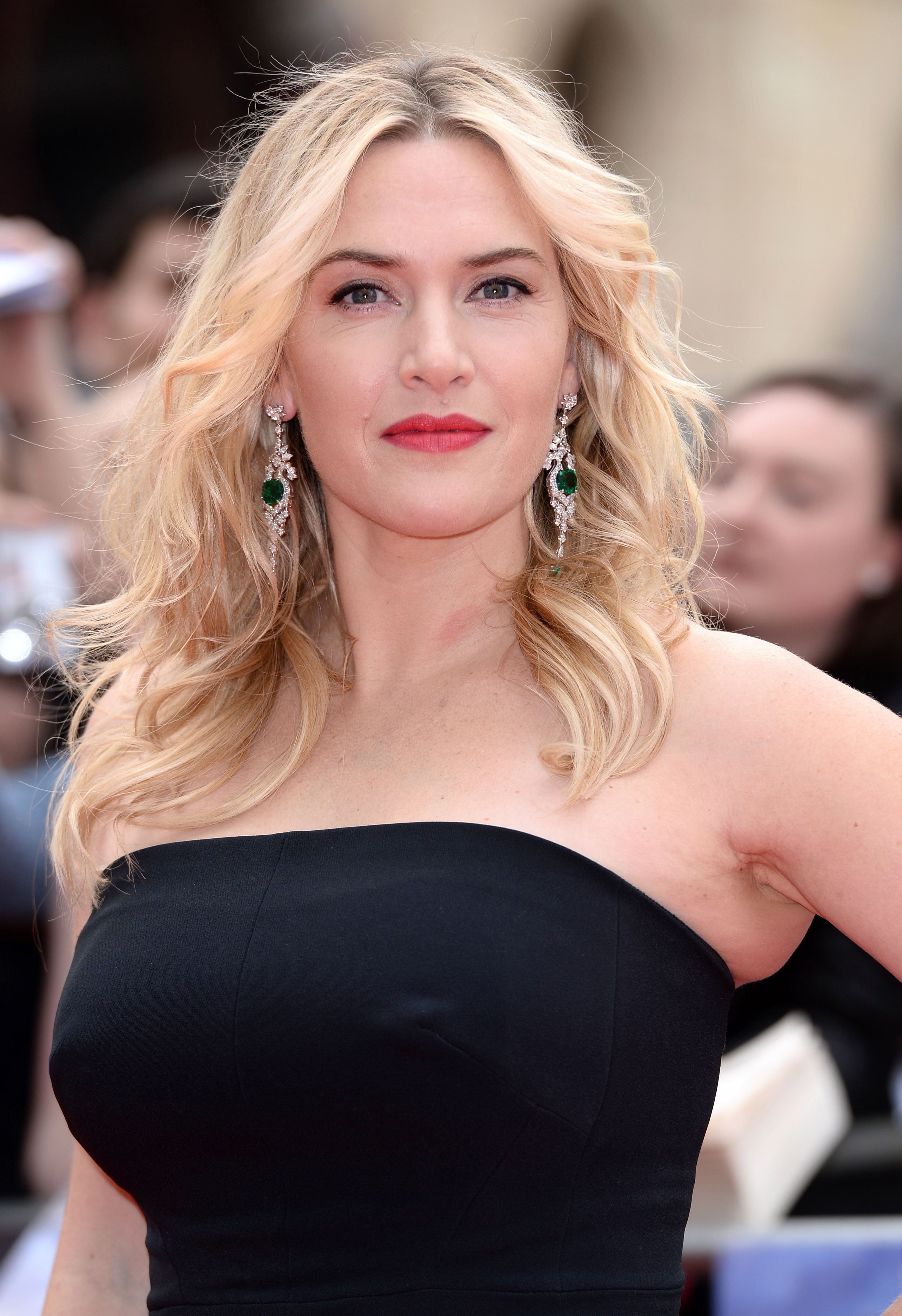 "<p>Winslet had been such a dedicated waxer through the years, it once required her to go the faux route for a role. ""I had to grow the hair down there,"" <a target=""_blank"" href=""http://www.thefrisky.com/2009-06-03/quote-of-the-day-kate-winslet-on-donning-a-merkin-for-the-reader/"">she told <em>Allure</em></a><em><a target=""_blank"" href=""http://www.thefrisky.com/2009-06-03/quote-of-the-day-kate-winslet-on-donning-a-merkin-for-the-reader/""></a></em>. ""But because of years of waxing, as	all of us girls know, it doesn't come back quite the way it used to. They even made me a merkin—a wig—because they were so concerned that I might not be able to grow enough.""<br></p>"