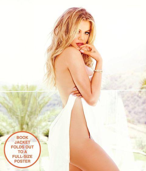 Khloe Kardashian book cover