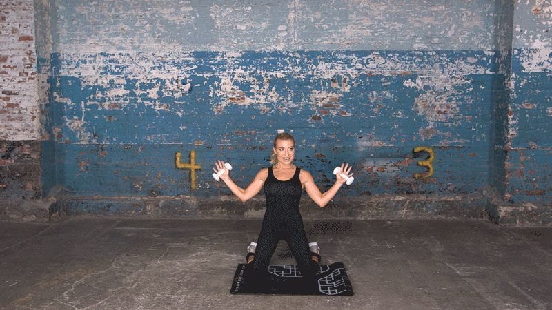 Tracy Anderson Tells You Why You Should Start Exercising in Your 20s