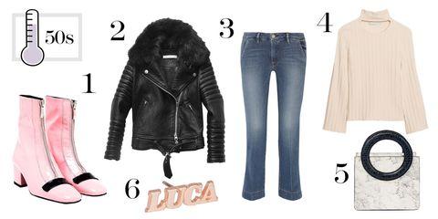 Clothing, Sleeve, Jacket, Denim, Textile, Outerwear, Pattern, Style, Font, Fashion,