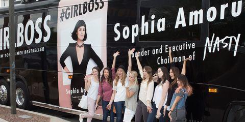 Girl Boss Book Tour