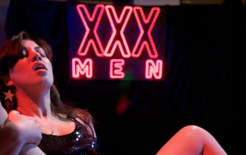 Display device, Electronic signage, Long hair, Flesh, Hair coloring, Singer, Singing, Bangs, Acting,