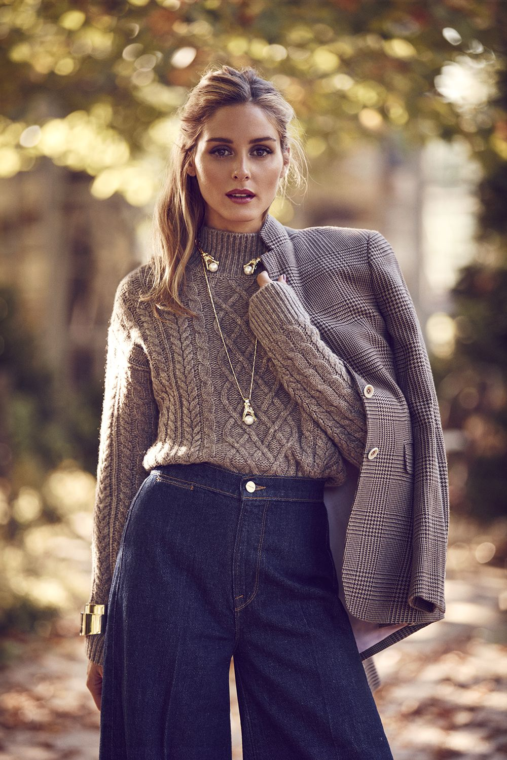 Olivia Palermo Is Definitely Not Down with Crocs, Reveals the Most Versatile Piece in Her Jewelry Collection
